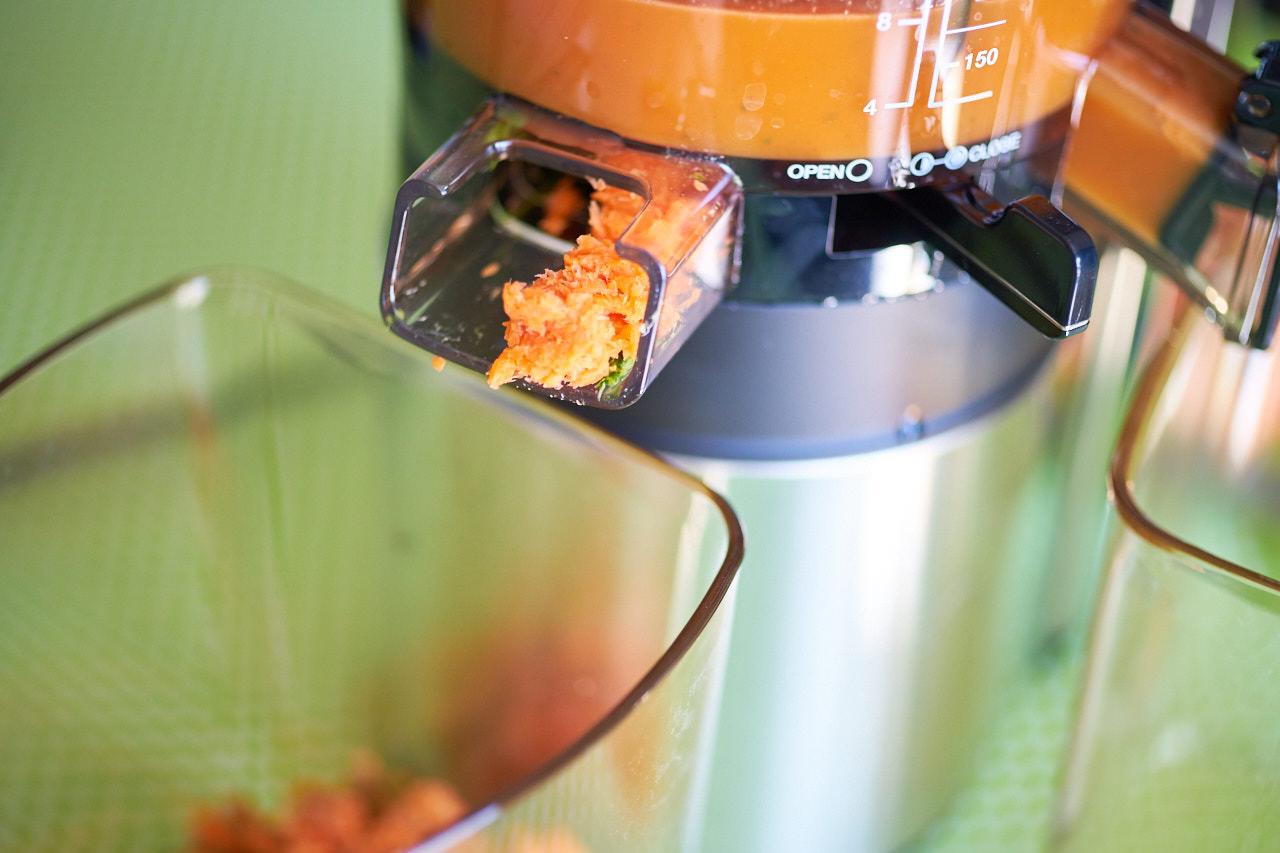 Trester Karottensaft